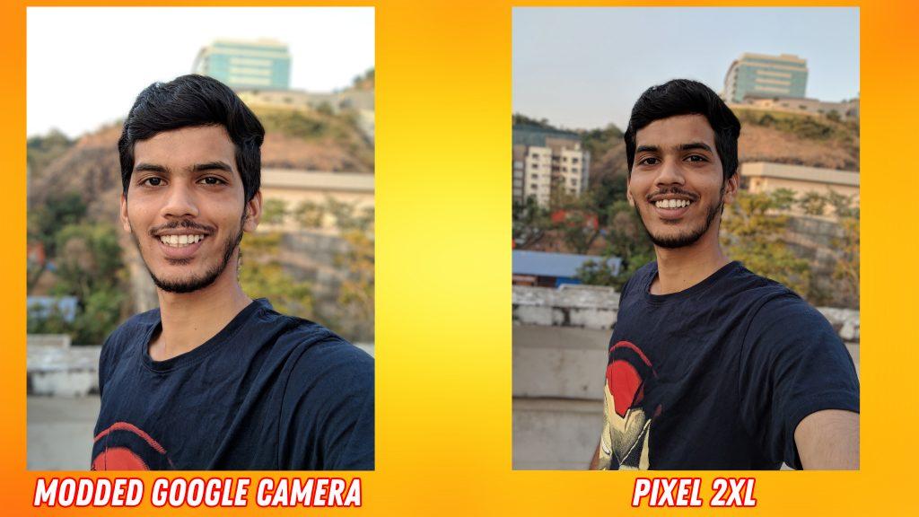 LATEST] Portrait mode selfies on any device [GOOGLE CAMERA MOD]